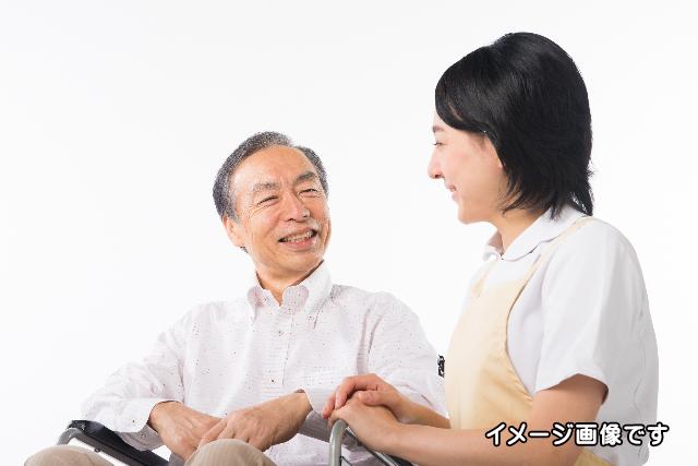 老人ホームイメージ画像人物02