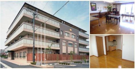 春日井市 住宅型有料老人ホーム グレイスフル浅山