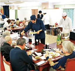 食事が美味しい老人ホーム SOMPOケア ラヴィーレ羽村