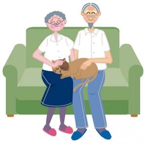 ペットと一緒に入れる老人ホーム