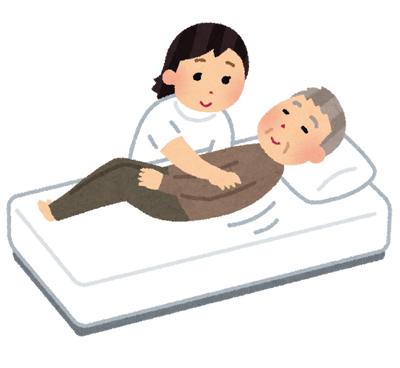 床ずれ対応老人ホーム