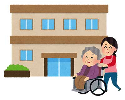 住宅型老人ホームと介護付老人ホームの違い